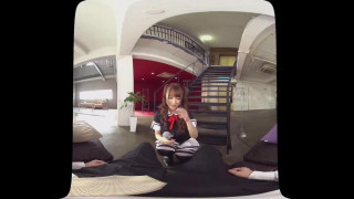 日本VR成人 三上悠亞也拍VR了 而且還打扮成學生妹 180度無死角制服誘惑