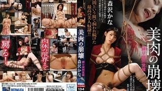 森沢かな(飯岡かなこ) 縛り拷問覚醒 美肉の崩壊 森沢かな BDA-027