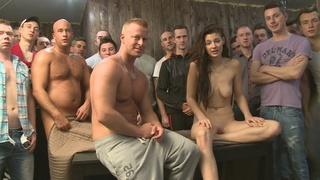 【CzechGangbang】Czech Gangbang 18|Katerina (20yo) - Part 1
