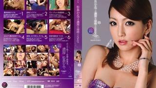 松島かえでの濃厚な接吻とSEX IPTD-535