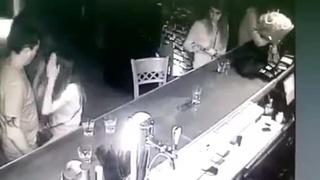 喝醉的女孩要小心啊....
