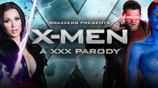 XXX-Men Psylocke vs Magneto AV版X戰警