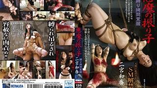 縛り拷問覚醒 悪魔の振り子 二宮和香 BDA-029