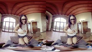 BaDoink180 - Naughty Schoolgirl Gets A D: Carolina Abril