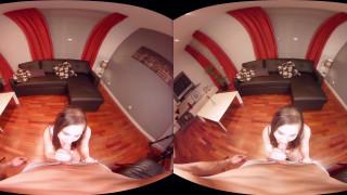 VirtualRealPorn - Amarna Miller & Amber Nevada - Star wars threesome in VR