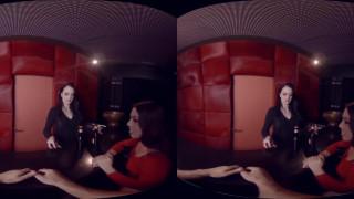 VirtualRealPorn - Full sex with Tiffany & Alessa in VR