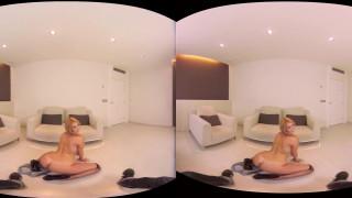 VirtualRealPorn - Full blowjob in VR!