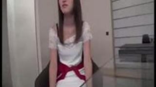 「んっ…おっきいっ」下着モデルのはずがフェラまでしてくれるサービス精神旺盛な女子大生