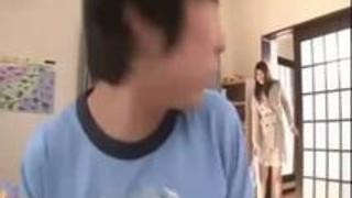 【七草ちとせ】家庭教師のショタコン爆乳お姉さんが秘密の性教育