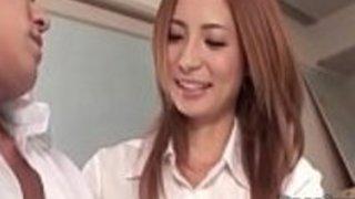 ハードコアで綾瀬栞ちゃんのアヤセクシーコック