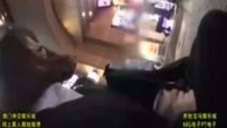 【素人、ギャル、ナンパ】交際相手にフラれてヤケ酒してる女子アナみたいなオフィスレディ発見!介抱するフリしてホテルへG!!