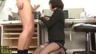 OL 誘惑 広瀬うみ セックス 19