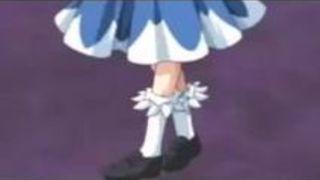エロアニメ ロリ 美少女 水着 ご奉仕