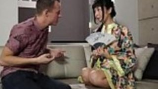 日本の看護師は英語を話せません -  Hase MaricaとJustin Hunt