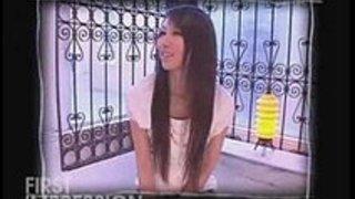【希崎ジェシカ】スレンダー美女のおっぱいをたっぷりと舐め吸いする