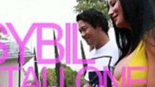 シビルスタローン - 日本のポルノ