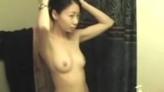 日本ティーン・ファック・ハード・イン・ザ・バスルームHOMEMADE