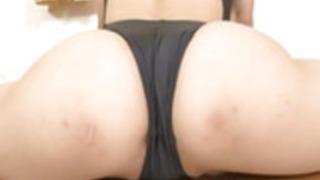かわいい日本の女の子フレキシ練習