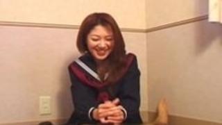 セクシー菜々子初島の変態手コキ