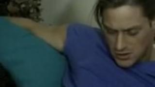 ジェイミー・リー、マーク・Wallice、ファックヌードモデルと古典的なポルノ交流とDPでTTボーイ