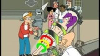 宇宙家族ジェットソンポルノパロディVSフューチュラマ