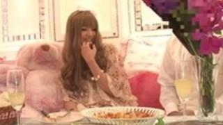 【素人姫ギャル】脳内メルヘン気味な美少女をラブホで膣内射精!!