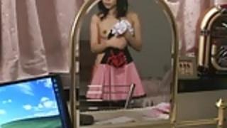 2ホット日本の女の子