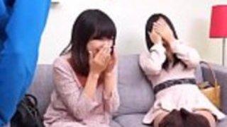 日本惊喜看朋友吹箫