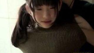 【小松千春寝取られ】五十路で巨乳の熟女の、小松千春の寝取られ凌辱レイププレイ動画!!