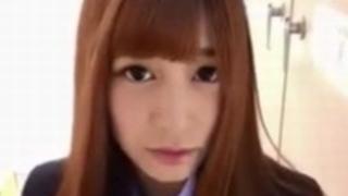 【紺野ひかる】北海道出身Cカップのキュートな美人子大生長身モデルに大金を積んでハメ撮りセックス漬け12【No5916】