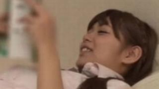【紺野ひかる】北海道出身Cカップのキュートな長身美人子大生モデルを口説き落として制服セックス漬け【No5862】