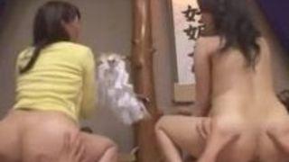 【熟女】真木今日子 羽生ありさ 乱交SEXでイキ狂うスケベ人妻熟女に中出し