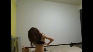 JAVBB.NET - 長身の綺麗な女の子!モデル控室を隠し撮りで綺麗な美乳とコリコリ乳首ちゃん
