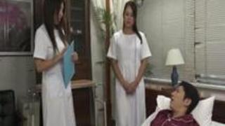 病院内で恥辱のイジメに合いアナル奉仕するしかない人妻ナース