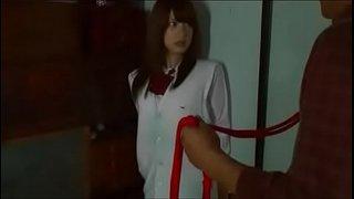 [SHORT CLIP] 日本人 制服女子高生 強引:004
