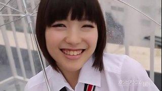 汚れた制服美女 出演: 葵ゆめ