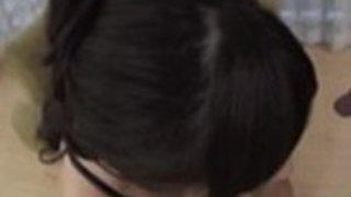 セクシーな中野アリサが素晴らしいハメ撮りフェラをする - もっとjavhd.net